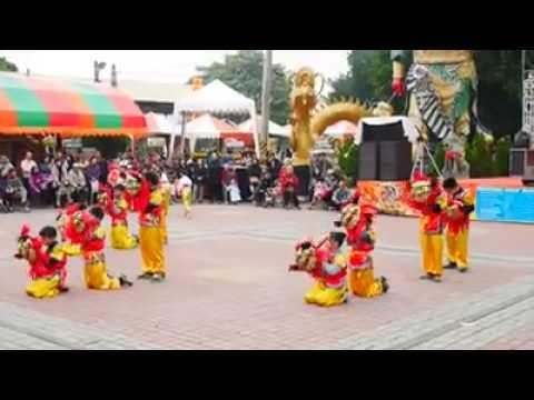 台南市文昌國小~1030213 三四年級參加大台南囝仔仙拼仙活動